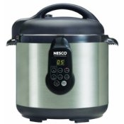 nesco professional 3 in 1 digital electric pressure cooker, nesco pressure cooker review