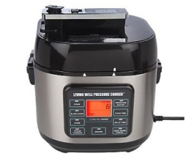 Montel Williams Living Well Pressure Cooker Review