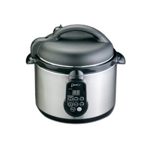 Deni Electric Pressure Cooker 9700 5-Quart