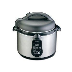 Deni Electric Pressure Cooker 9700 5-Quart