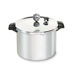 Presto 16-quart Aluminum Pressure Canner